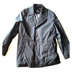 NWT Jos.A. Bank Black Men's Coat